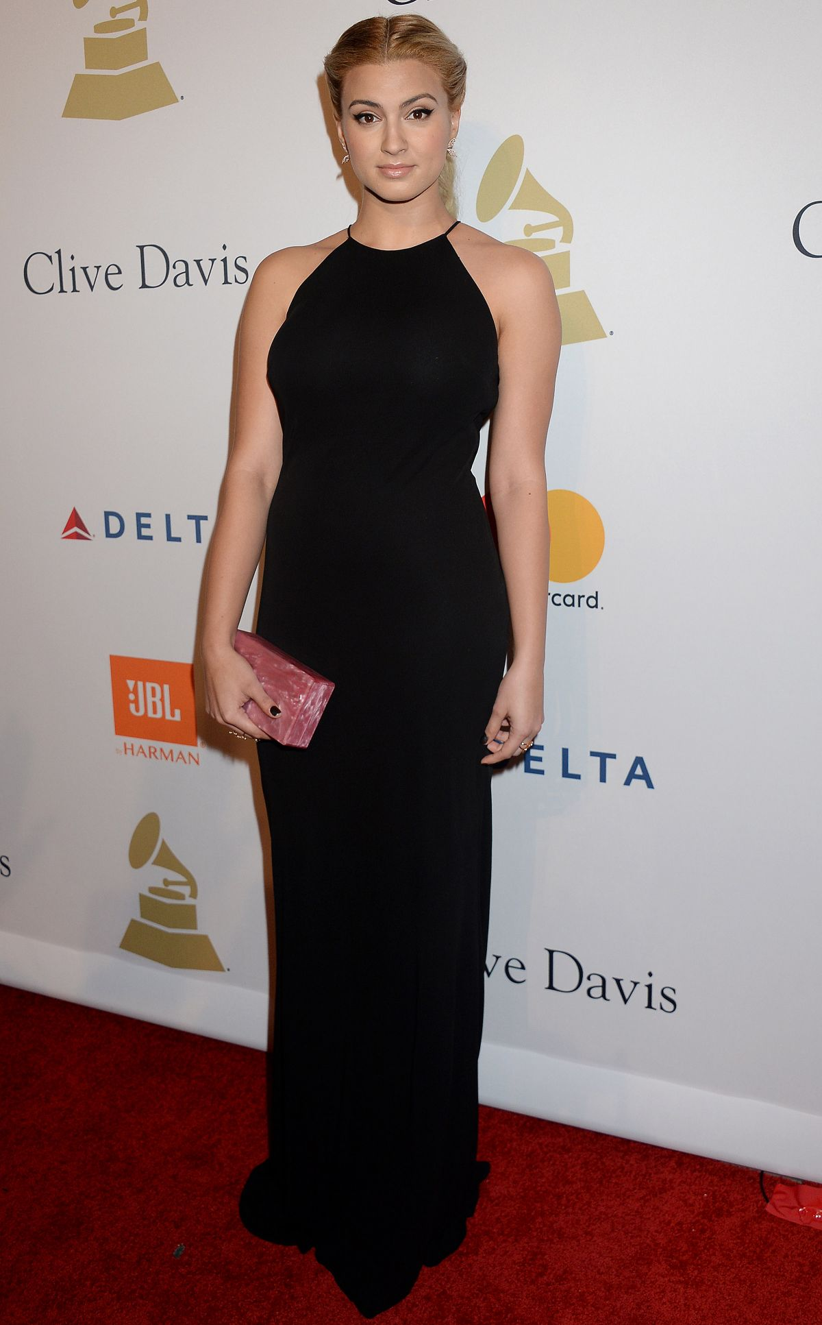 TORRI KELLY at Clive Davis Pre-grammy Party in Los Angeles 02/11/2017