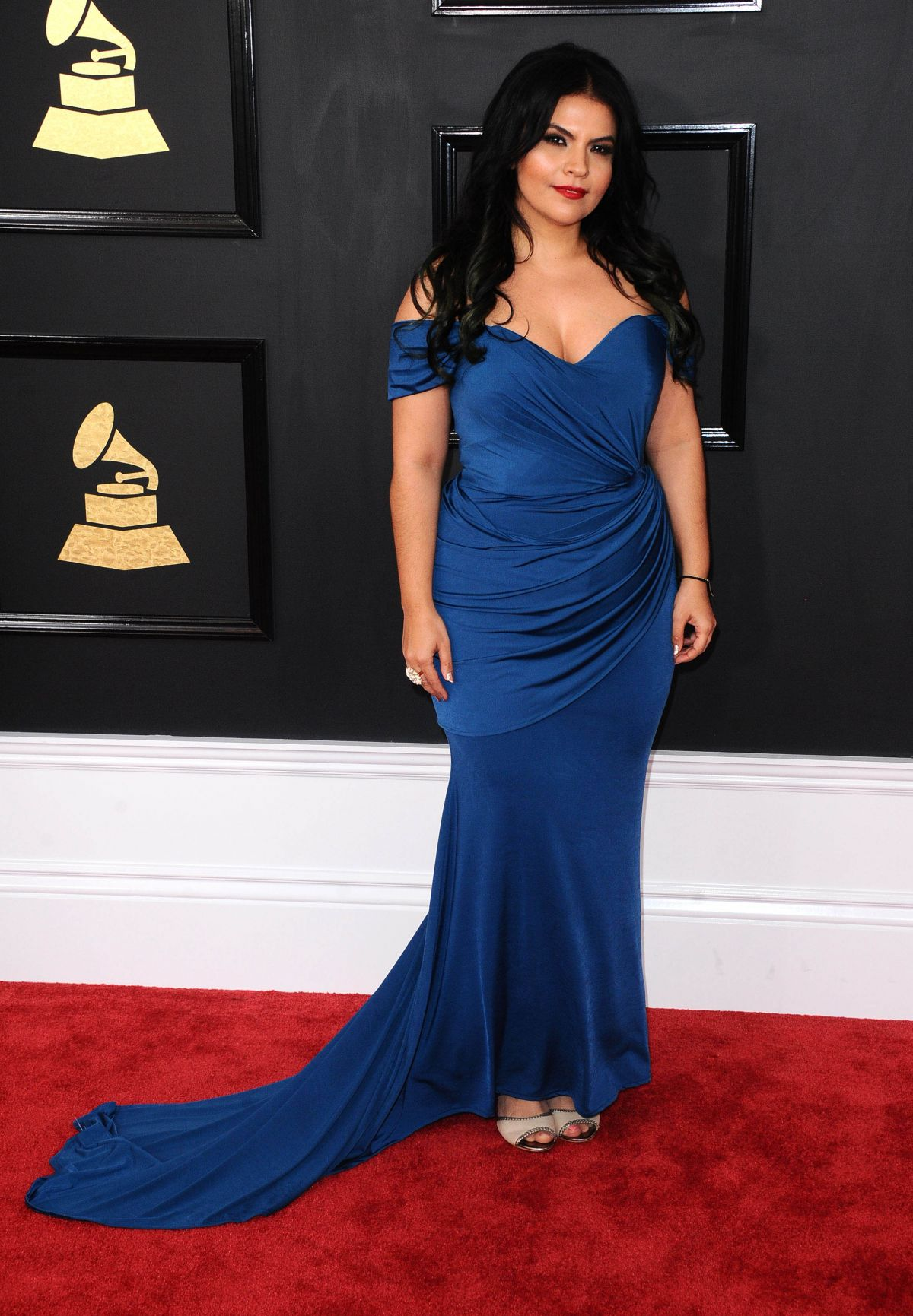 VASSY at 59th Annual Grammy Awards in Los Angeles 02/12/2017