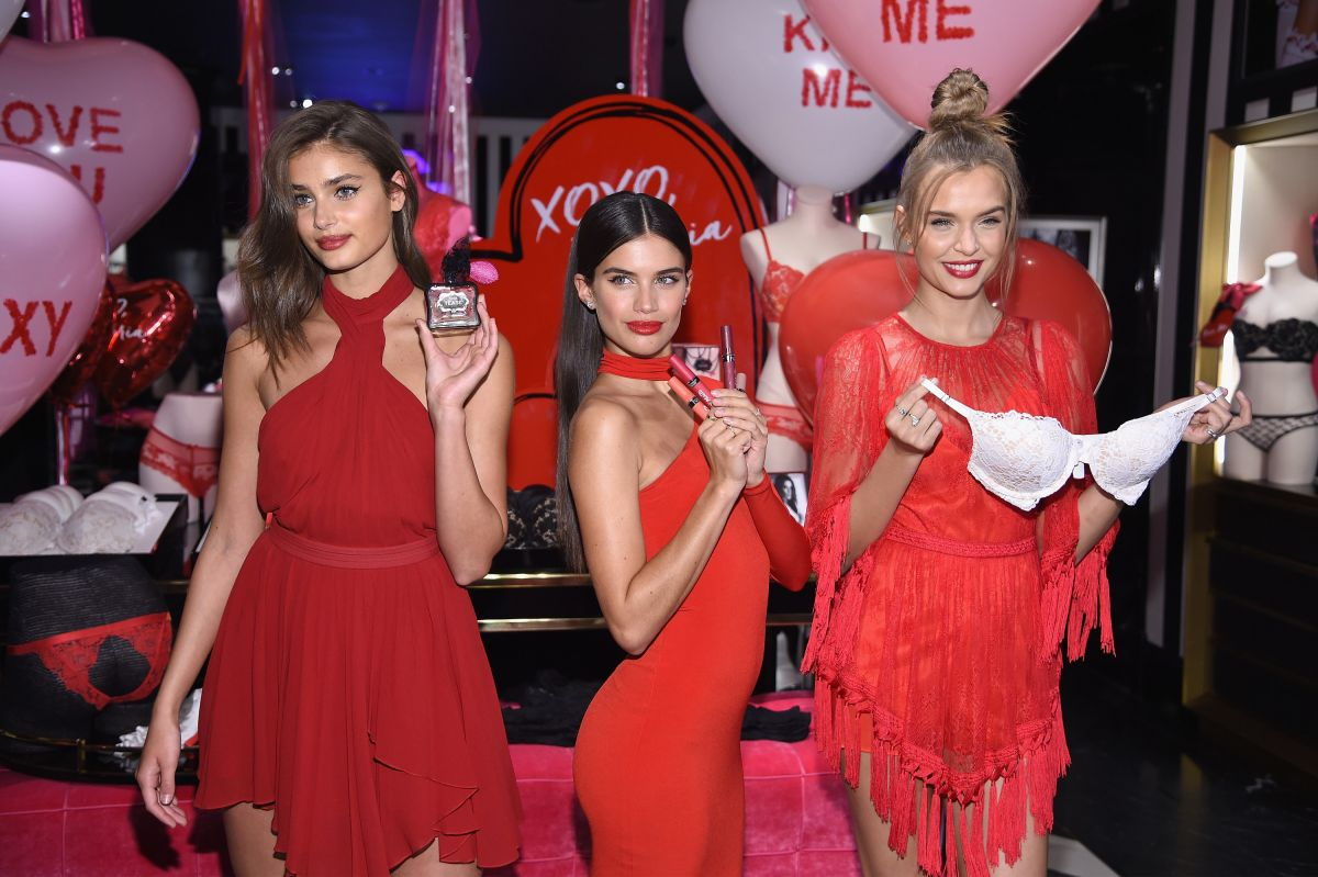 who are the victoria secret angels dating Photos getty images the victoria's secret angels are some of the most desired women in the world: perfectly-toned bodies, million dollar smiles, and legs for days.