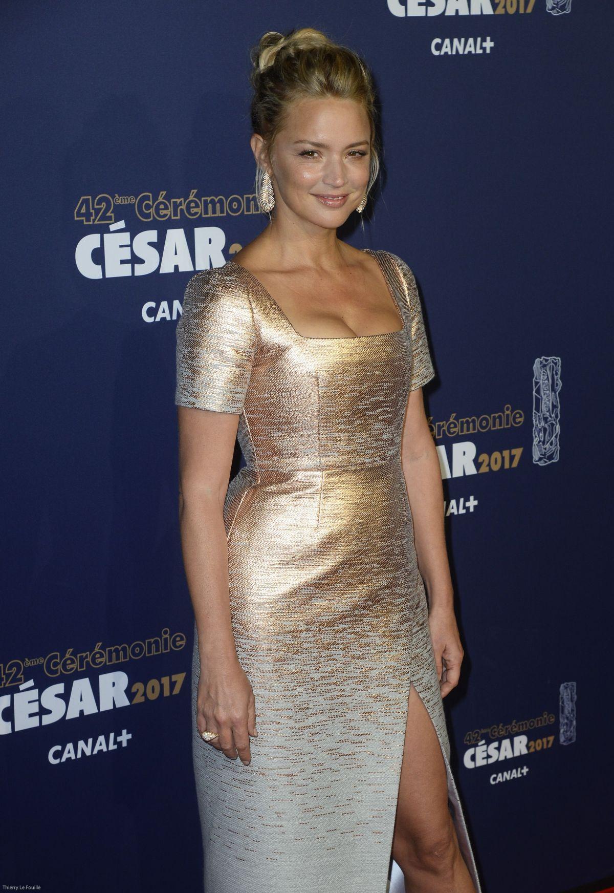 VIRGINIE EFIRA at Cesar Film Awards in Paris 02/24/2017