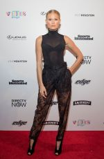 VITA SIDORKINA at VIBES by SI Swimsuit 2017 Launch Festival Day 2 in Houston 02/18/2017