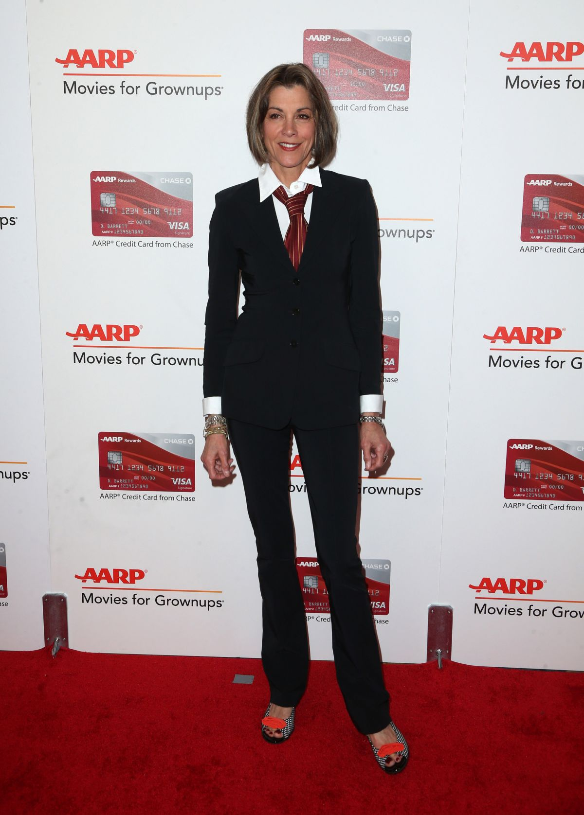 WENDIE MALICK at 16th Annual AARP The Magazine