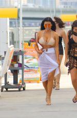 ABIGAIL RATCHFORD in Bikini on Her Balcony in a Hotel in Miami Beach 03/23/2017