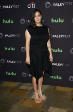 ALANNA MASTERSON at The Walking Dead Panel at Paleyfest in Los Angeles 03/17/2017