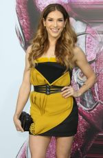 ALLISON HOLKER at Power Rangers Premiere in Los Angeles 03/22/2017