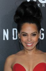 AMIRAH VANN at 'Underground' Season Two Premiere in Los Angeles 02/28/2017