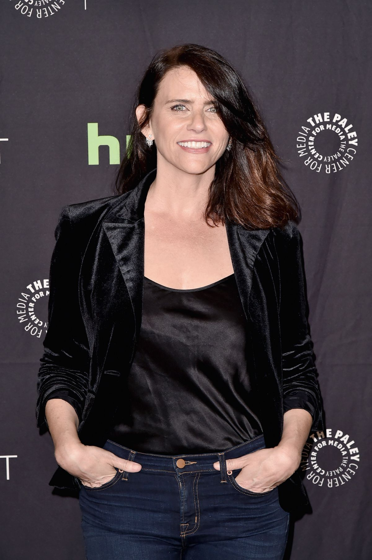 AMY LANDECKER at Paleyfest in Los Angeles 03/22/2017
