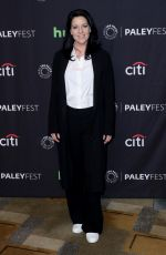 ANDREA PARKER at Scandal Panel at Paleyfest in Los Angeles 03/26/2017