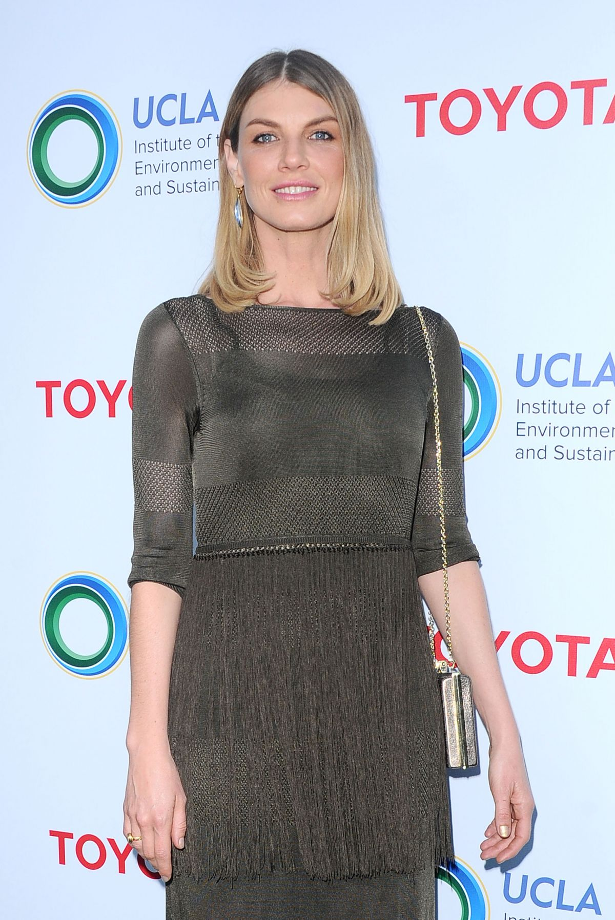 ANGELA LINDVALL at UCLA Celebrates Innovators for a Healthy Planet 03/13/2017