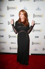 ANGIE EVERHART at 8th Annual Unstoppable Foundation Gala in Beverly Hills 03/25/2017