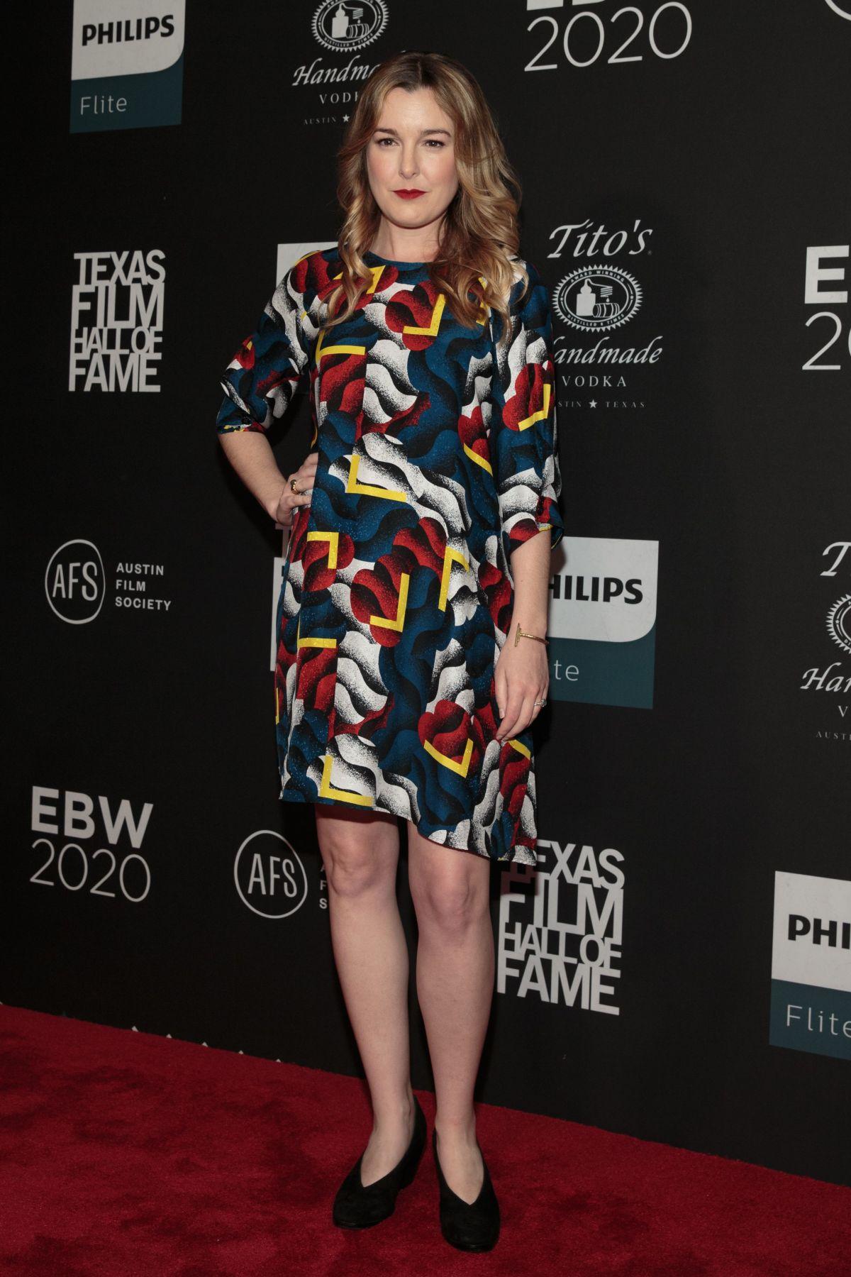 ANNA MARGARET HOLLYMAN at 2017 Texas Film Awards in Austin 03/09/2017