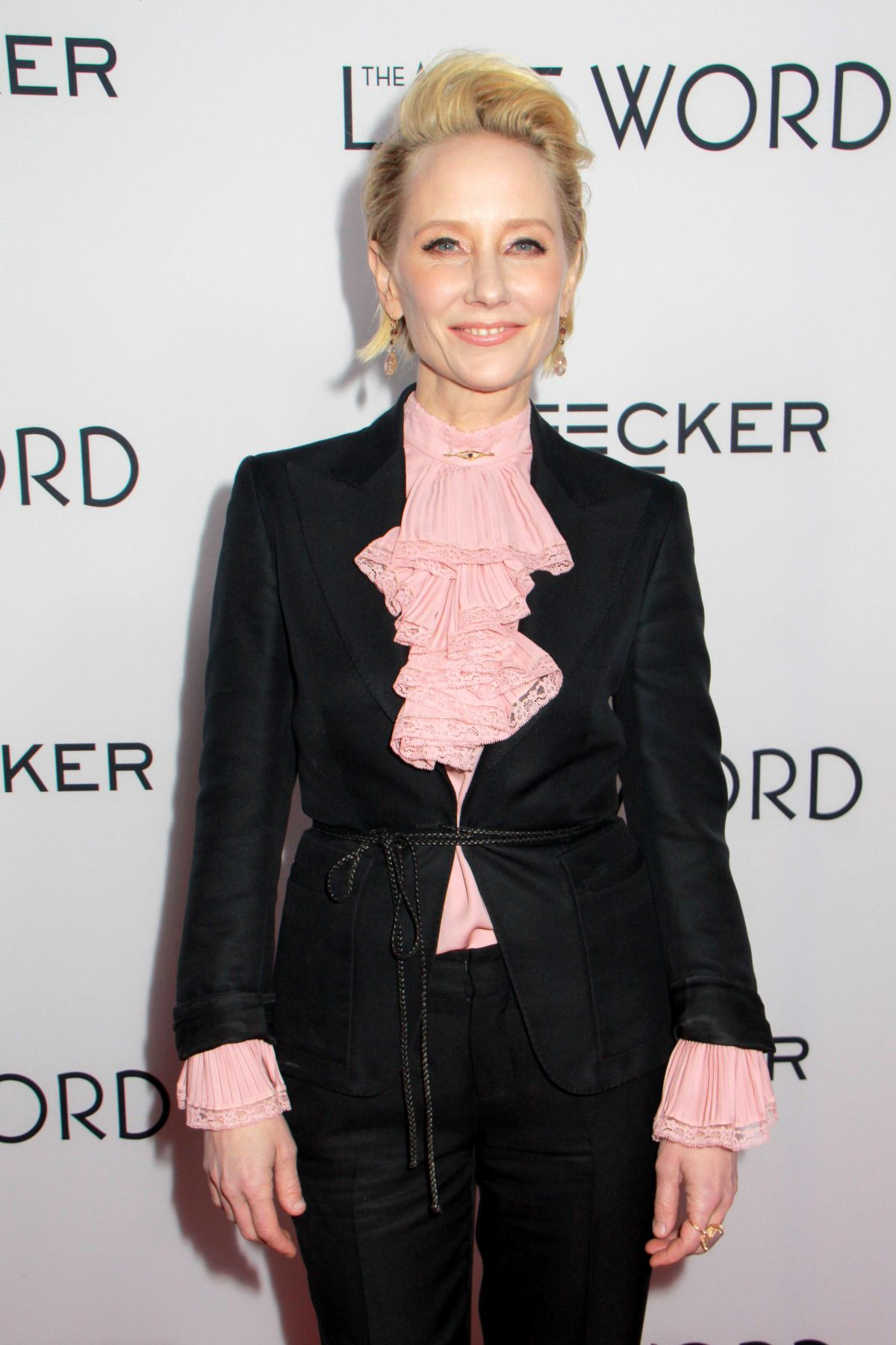 ANNE HECHE at