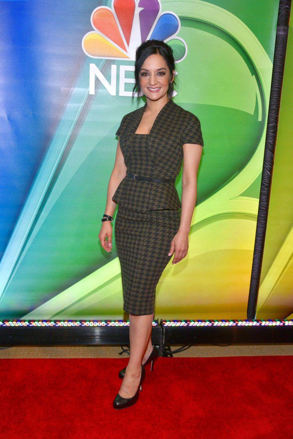 ARCHIE PANJABI at NBC/Universal Mid Season Press Day 03/02/2017