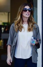 ASHLEY GREENE Shopping at Abbot Kinney Boulevard in Venice 03/20/2017