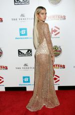 BARBIE BLANK at 9th Annual Fighters Only World Mixed Martial Arts Awards in Las Vegas 03/02/2017