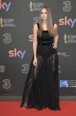 BEATRICE VENDRAMIN at David Di Donatello Awards in Rome 03/27/2017