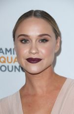 BECCA TOBIN at Family Equality Council's Impact Awards in Beverly Wilshire Hotel 03/11/2017