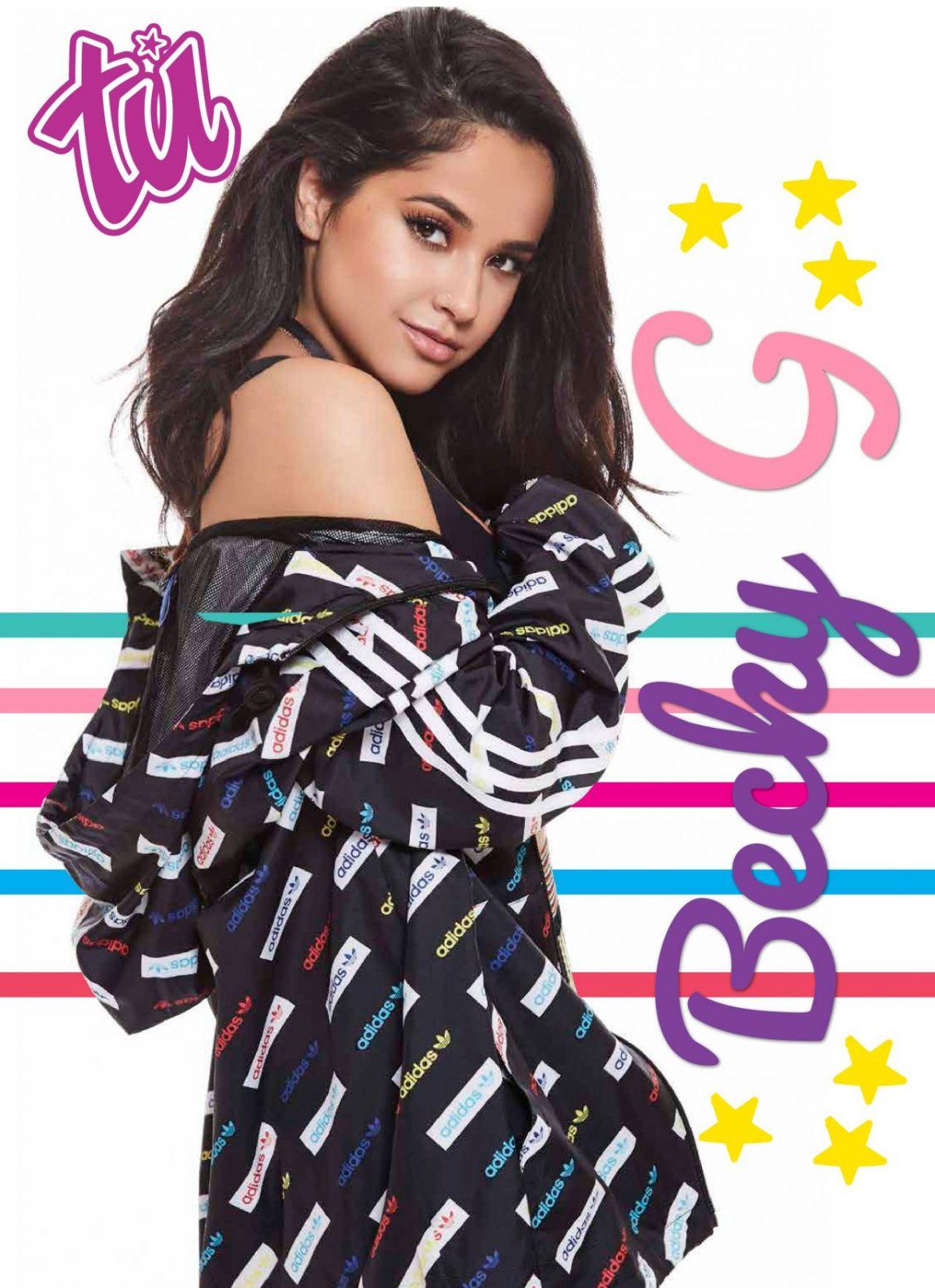 BECKY G in TU Magazine, March 2017