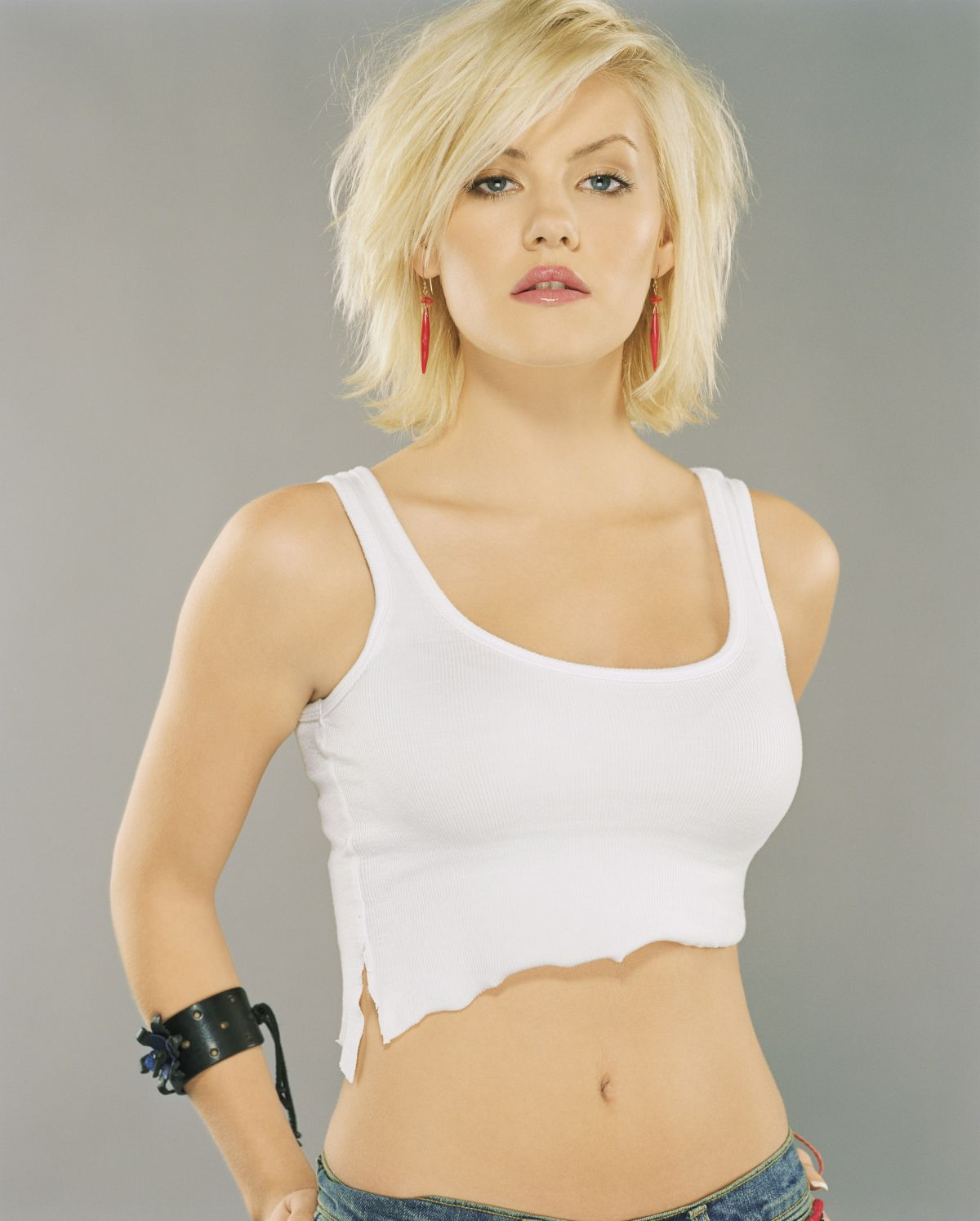 Best from the Past - ELISHA CUTHBERT for TV Guide, 2003