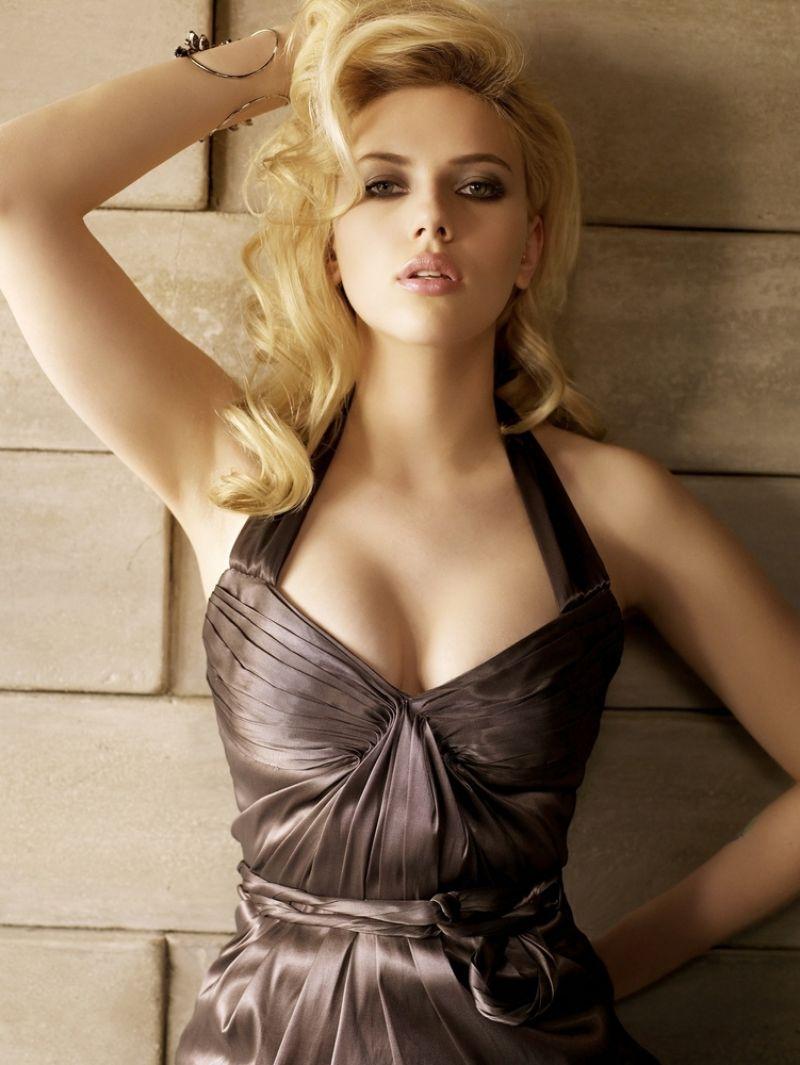 Scarlett Johansson Sex