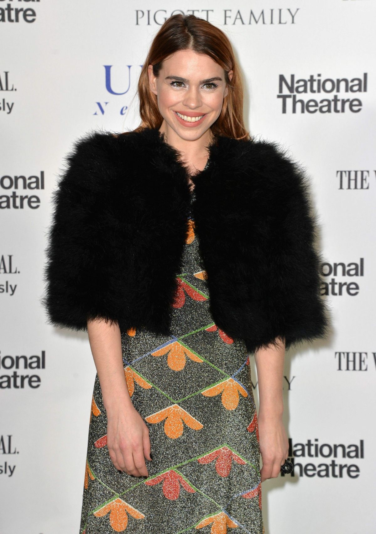 BILLIE PIPER at National Theatre Gala in London 03/07/2017