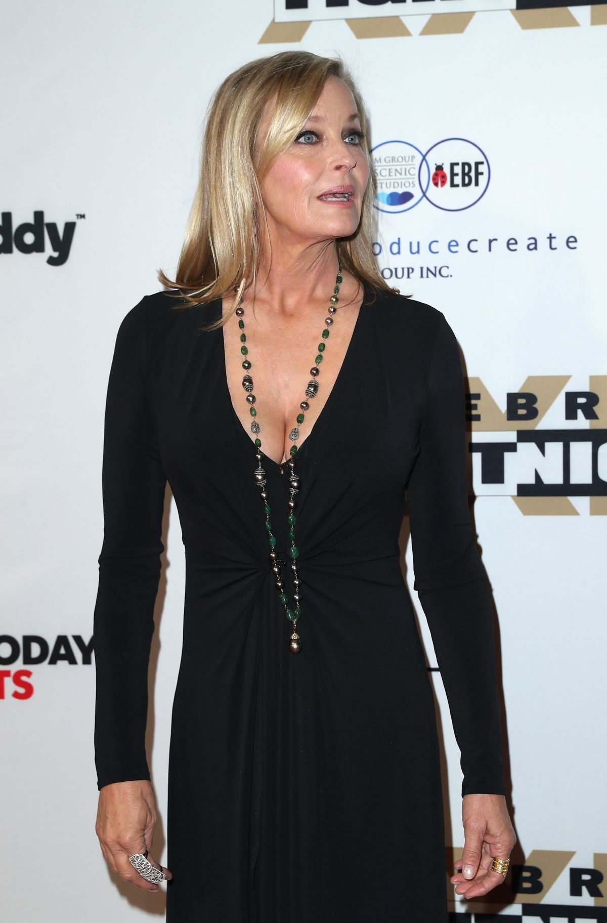 BO DEREK at Muhammad Ali's Celebrity Fight Night in Arizona 03/18/2017