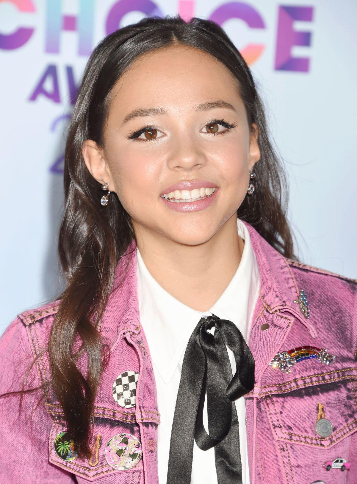 BREANNA YDE at Nickelodeon 2017 Kids' Choice Awards in Los Angeles 03/11/2017
