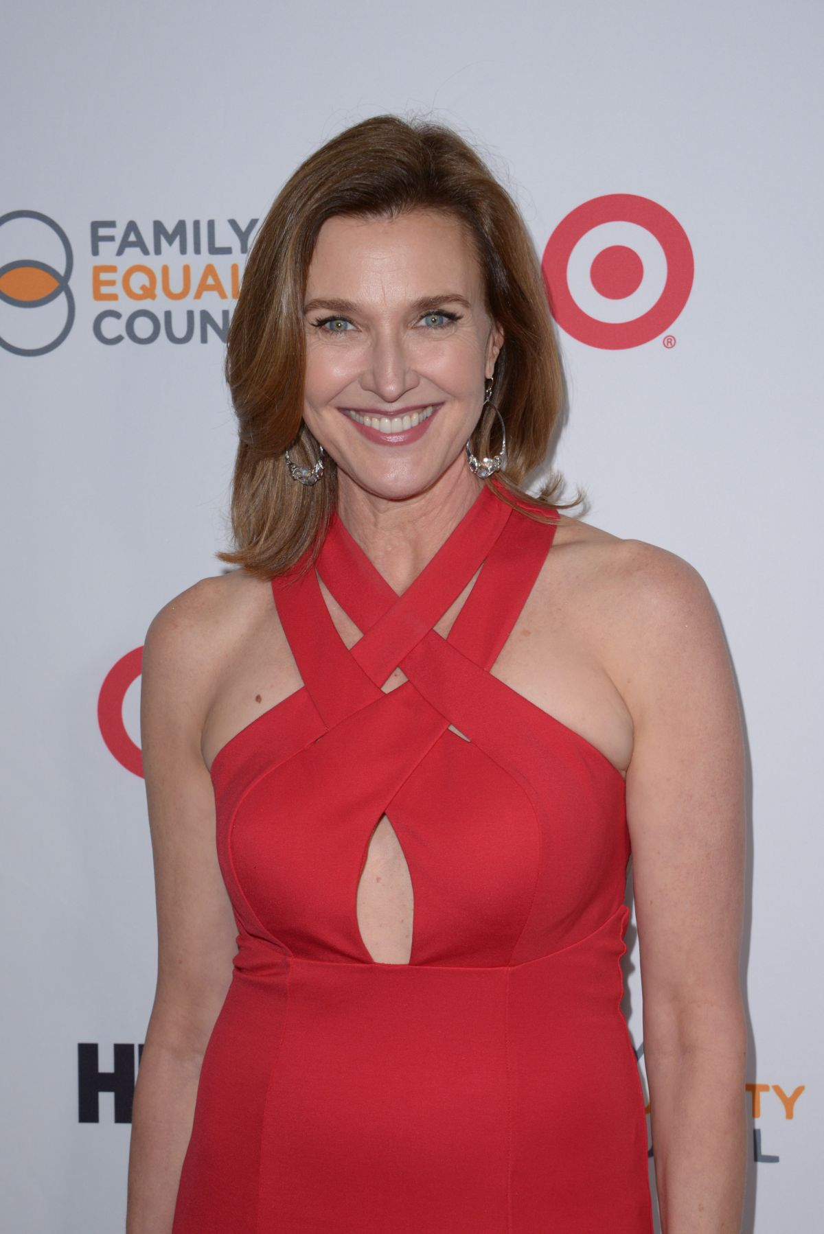 BRENDA STRONG at Family Equality Council's Impact Awards in Beverly Wilshire Hotel 03/11/2017
