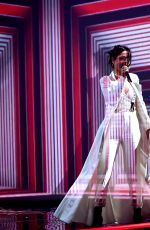CAMILA CABELLO Performs at Nickelodeon 2017 Kids' Choice Awards in Los Angeles 03/11/2017