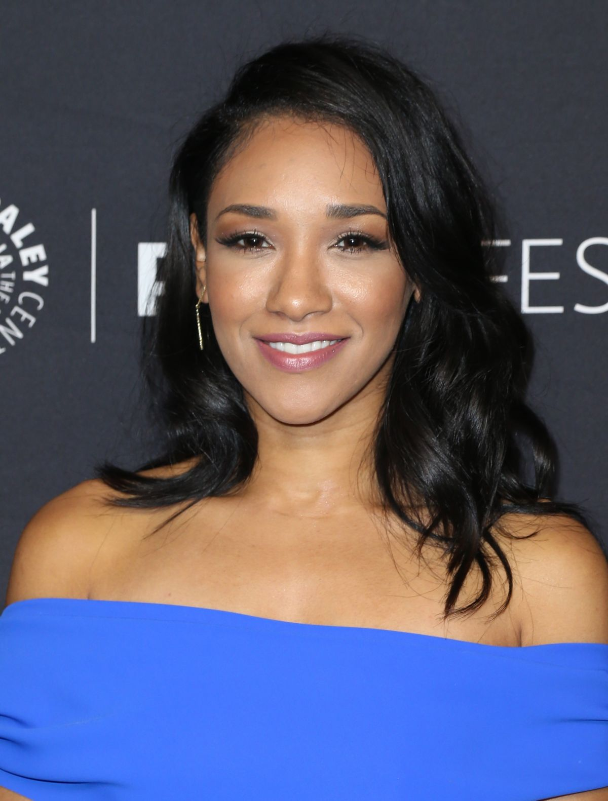 CANDICE PATTON at Heroes & Aliens Panel at Paleyfest in Hollywood 03/18/2017