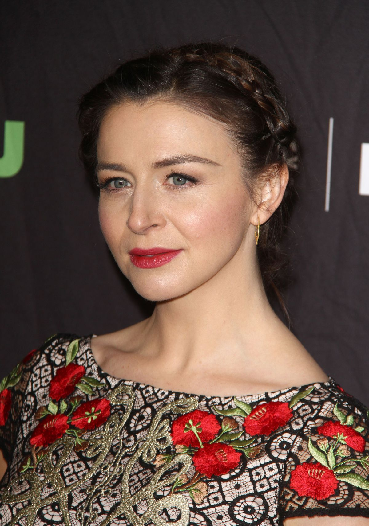 CATERINA SCORSONE at 34th Annual PaleyFest in Los Angeles 03/19/2017