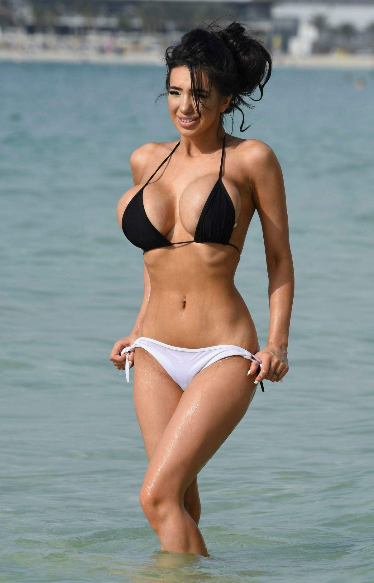 Sideboobs Chloe Khan  nude (12 images), YouTube, in bikini
