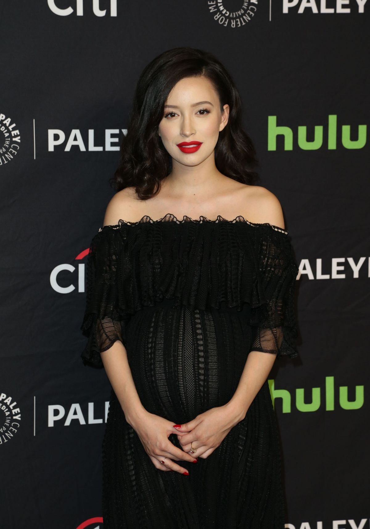 CHRISTIAN SERRATOSat The Walking Dead Panel at Paleyfest in Los Angeles 03/15/2017