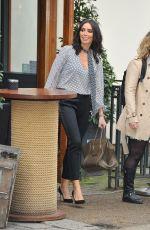 CHRISTINE BLEAKELY Leaves ITV Studios in London 03/02/2017