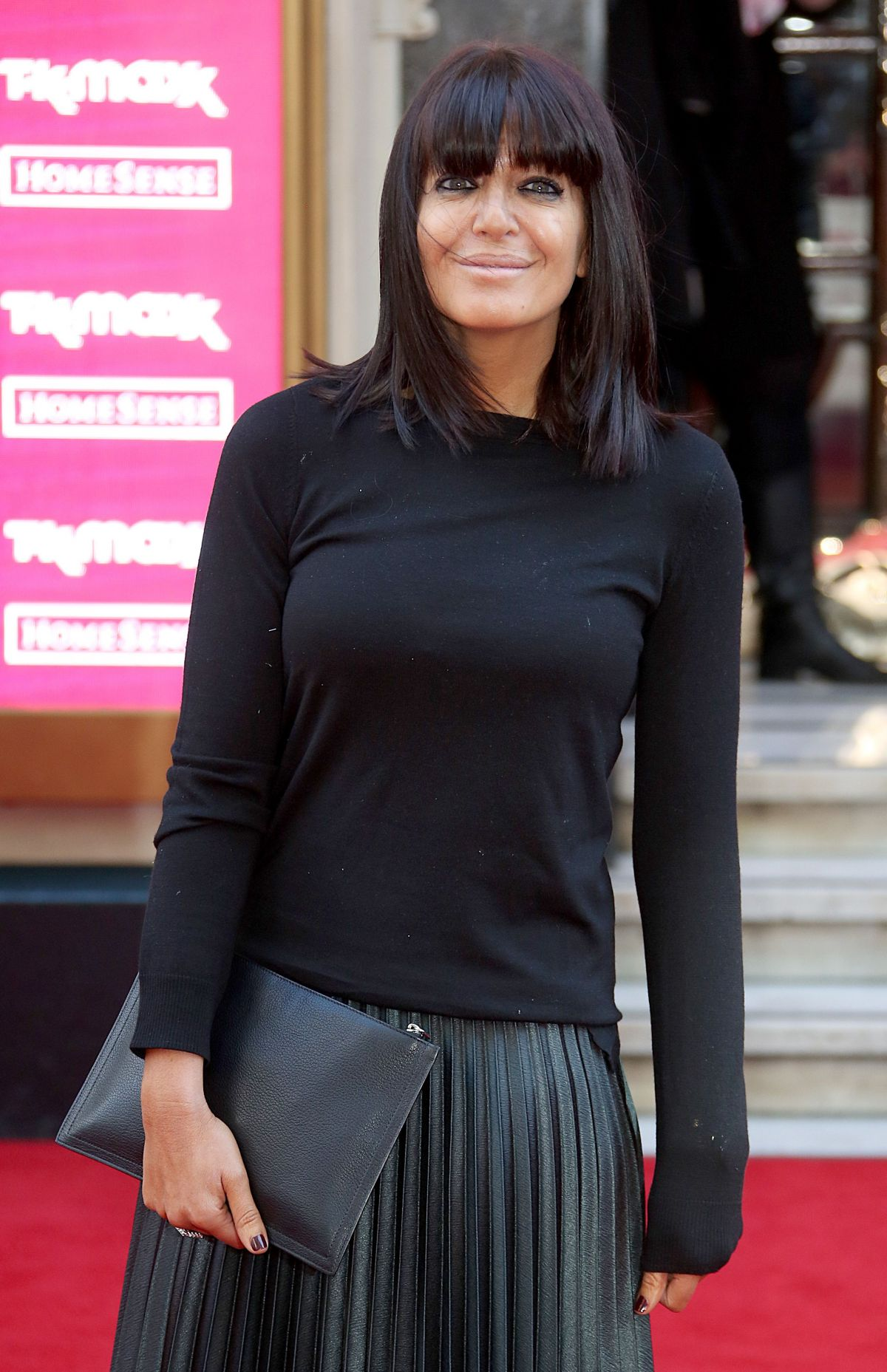 CLAUDIA WINKLEMAN at Prince