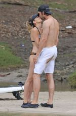 CODY HORN in Bikini on vacation in Hawaii 03/01/2017