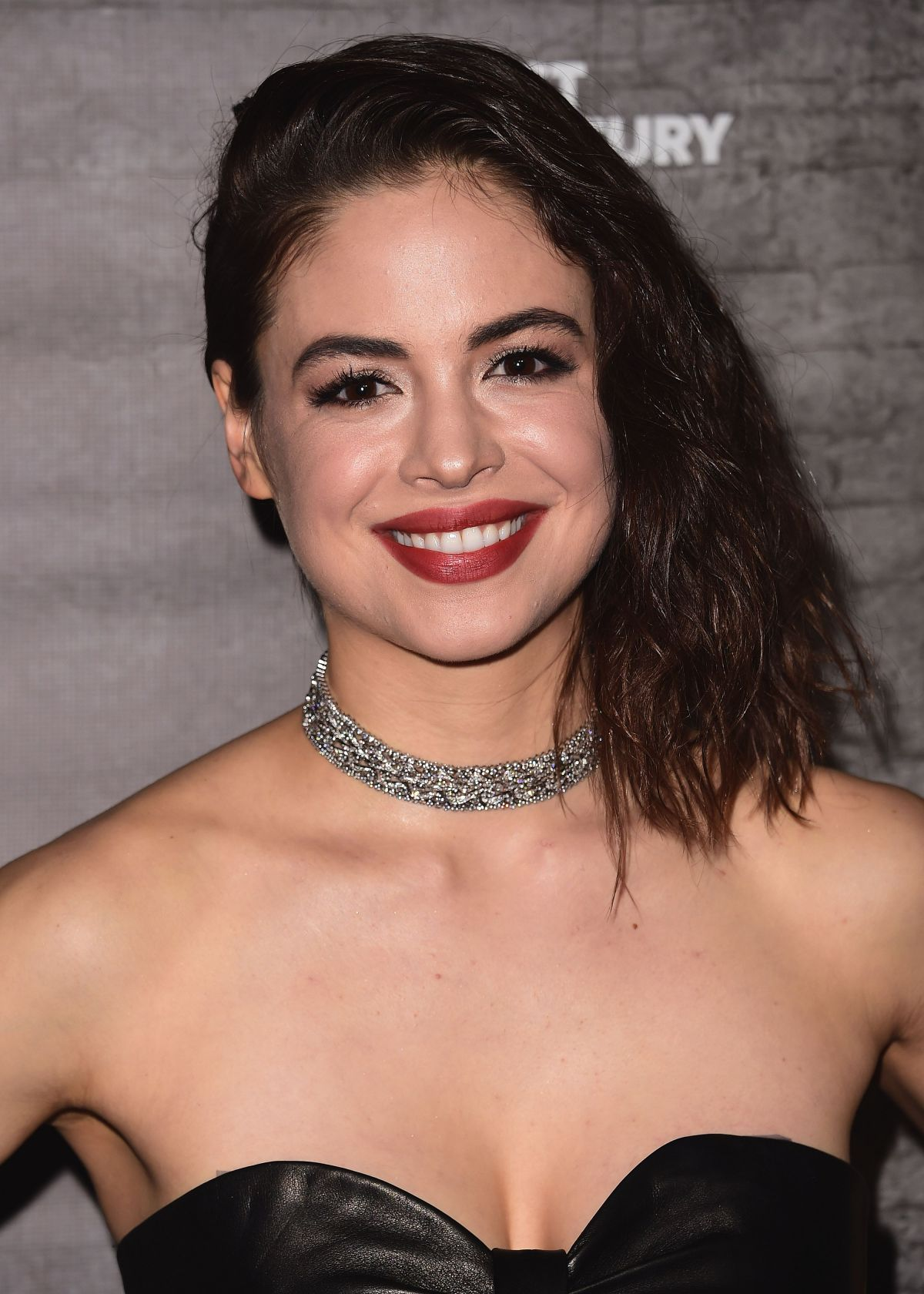 CONOR LESLIE at Shots Fired TV Series Premiere in Los