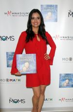 DANICA MCKELLAR at Goodnight Numbers Mamarazzi Book Launch in New York 03/08/2017