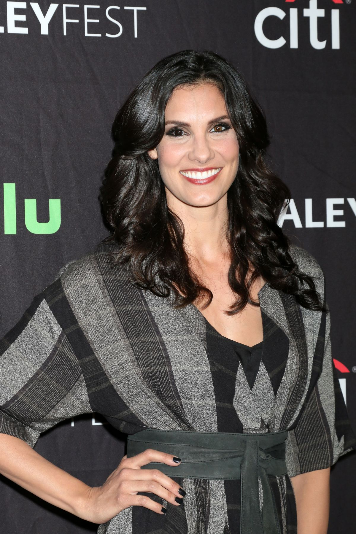 DANIELA RUAH at NCIS: LA Panel at Paleyfest in Los Angeles 03/21/2017
