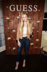 DANIKA YAROSH at Guess 1981 Fragrance Launch in Los Angeles 03/21/2017