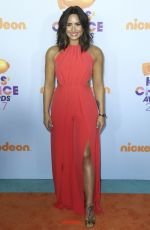 DEMI LOVATO at Nickelodeon 2017 Kids' Choice Awards in Los Angeles 03/11/2017