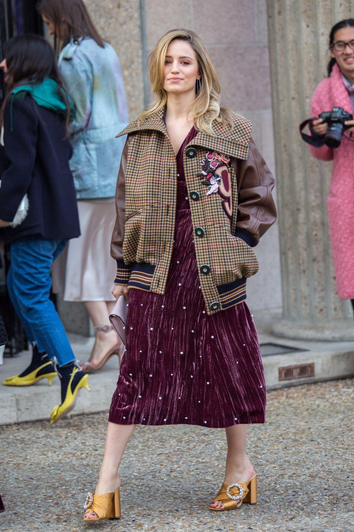 136db620df4a DIANNA AGRON at Miu Miu Fashion Show in Paris 03 07 2017 - HawtCelebs