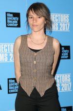 ELEONORE HENDRICKS at Person to Person Screening in New York 03/25/2017
