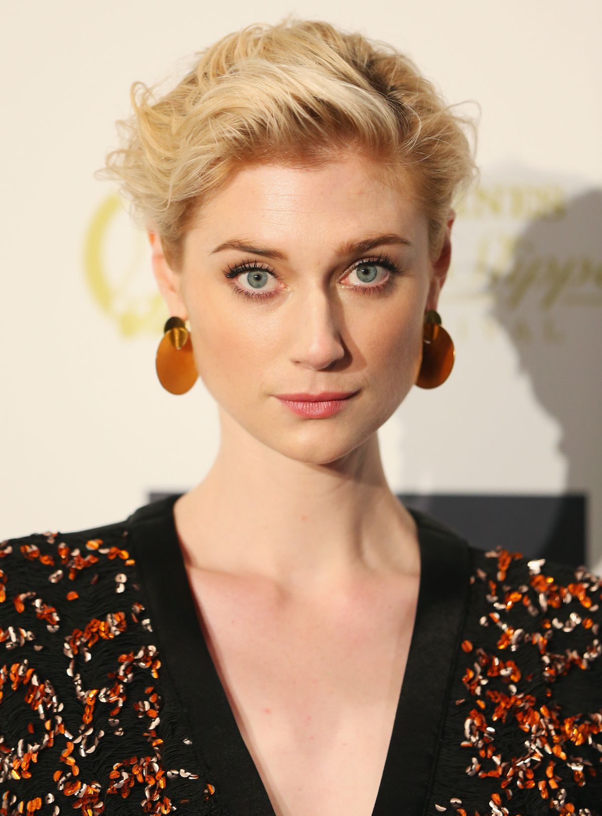 ELIZABETH DEBICKI at 2017 Longines Golden Slipper Barrier Draw 03/14/2017