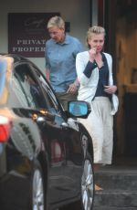 ELLEN DEGENERES and PORTIA DE ROSSI  Out in West Hollywood 03/12/2017