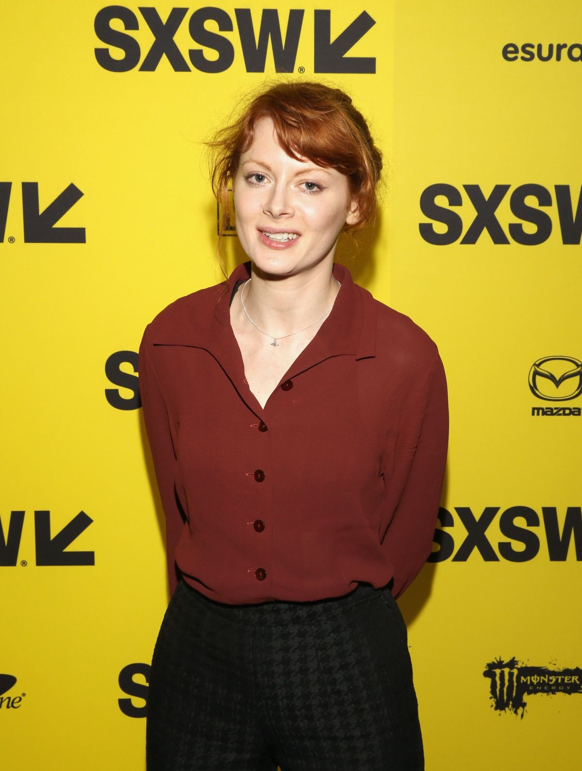 EMILY BEECHAM at Daphne Premiere at 2017 SXSW Festival in Austin 03/11/2017