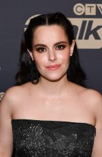 EMILY HAMPSHIRE at Canadian Screen Awards 2017 in Toronto 03/12/2017