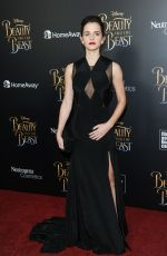 EMMA WATSON at Beauty and the Beast Premiere in New York 03/13/2017