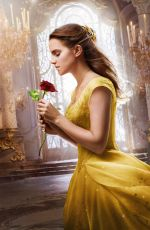 EMMA WATSON - Beauty and the Beast Promos