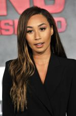 EVA GUTOWSKI at Kong: Skull Island Premiere in Hollywood 03/08/2017